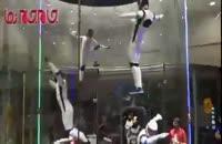 پرواز در خلاء + فیلم کلیپ ویدیو