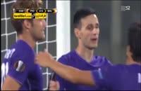 خلاصه بازی فیورنتینا 1-2 بازل