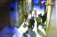 حمله یک فلسطینی به پلیس اسرائیل با چاقو