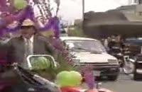 وقتی كه تراكتور ماشین عروس میشه !!!