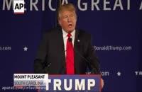 دونالد ترامپ : منع ورود همه مسلمانان به آمریکا