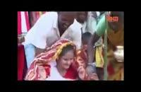کلیپ عروسی دختر 18 ساله با سگ در هند!!!