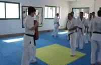 کیوکوشین کاراته تزوکا مازندران- استاژ فنی