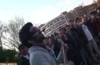 اجرای زنده مجید خراطها در پارک دانشجو