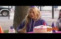 سوسک روی کیک تولد