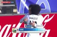ختافه۰-۳رئال مادرید(خلاصه بازی)