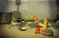کارتون انیمیشنی لاروا - فصل اول قسمت 101
