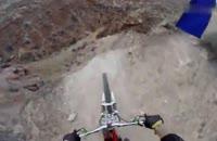 دوچرخه سواری باورنکردنی در کوهستان