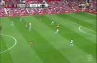 خلاصه بازی منچستر یونایتد 0-0 نیوکسل