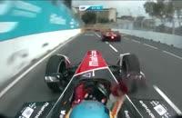 فصل اول مسابقات فرمول E از نگاه دوربین نصب شده روی خودروها