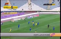 خلاصه بازی استقلال تهران ۲-۱ نفت تهران